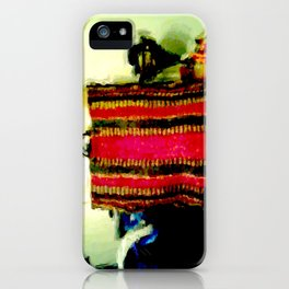 Mexican Bag iPhone Case
