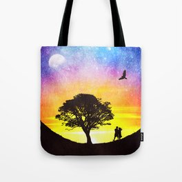 When the stars were shining Tote Bag