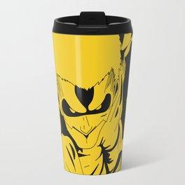the armoured titan Travel Mug