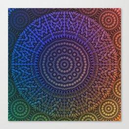 Mandala 43 Canvas Print