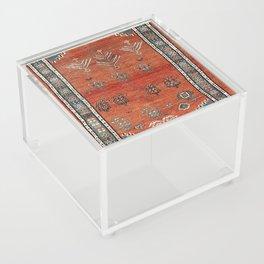 Bakhshaish Azerbaijan Northwest Persian Carpet Print Acrylic Box
