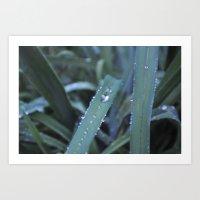 When It Rains Art Print