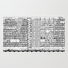 Architecture Section Rug