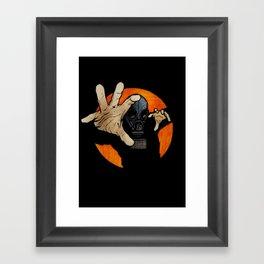 Hocus Pocus V2 Framed Art Print