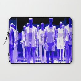 When Mannequins Attack Laptop Sleeve