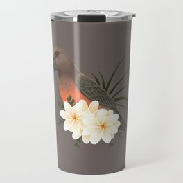Red-bellied Parrot [male] Travel Mug
