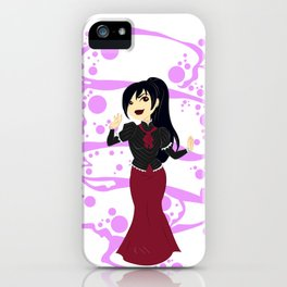 A New Type of Witch iPhone Case
