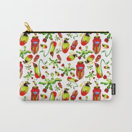 watercolor illustration Carry-All Pouch