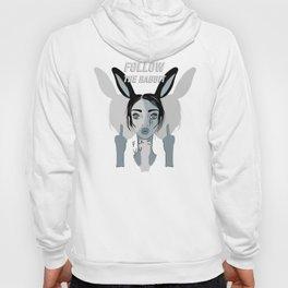 Follow the Rabbit Hoody