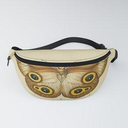 Naturalist Butterflies Fanny Pack