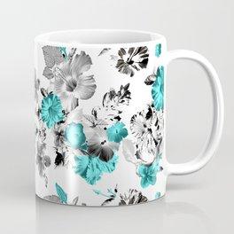 Hula Floral Coffee Mug