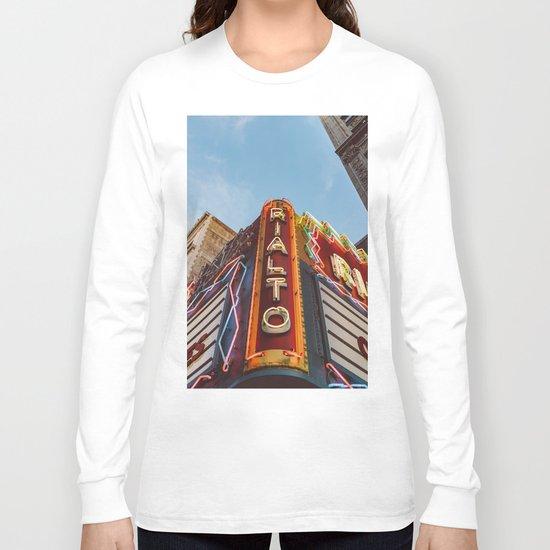 Los Angeles Rialto Theatre Long Sleeve T-shirt