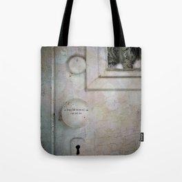 Open Every Door Tote Bag