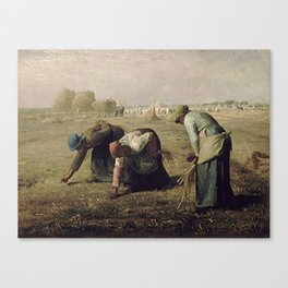 The Gleaners - Millet Canvas Print