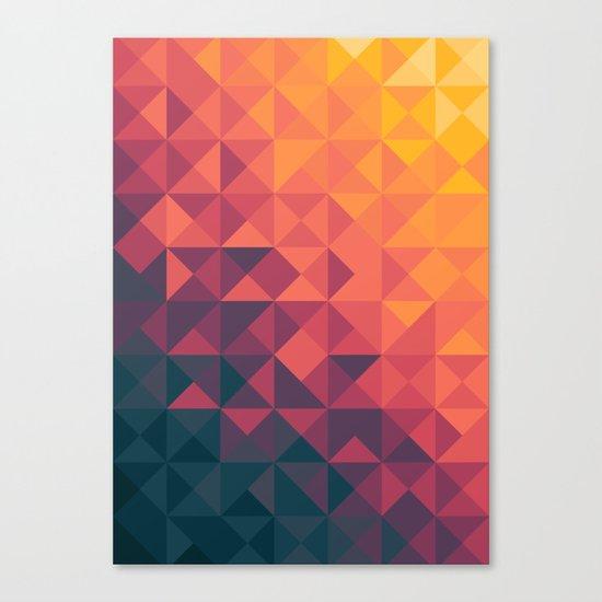 Infinity Twilight Canvas Print