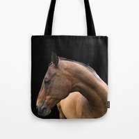 danny ivan Tote Bags featuring Danny by anipani