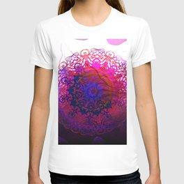 CLEANLINESS REGRESSION Mandala T-shirt
