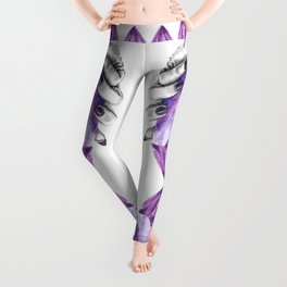 Crystalized Leggings