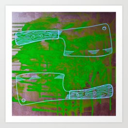 Quattro Stagioni 2/4 Art Print