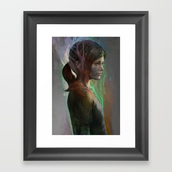 The last hope Framed Art Print