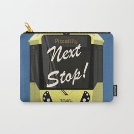 Next Stop! Piccadilly Carry-All Pouch