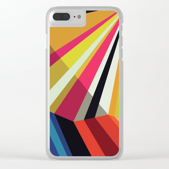 Amazing Runner No. 6 Clear iPhone Case