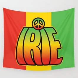 Irie Peace Wall Tapestry