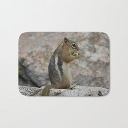 Open Wide Mr. Chipmunk Bath Mat