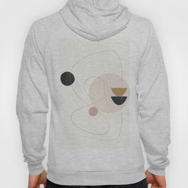 Abstract Minimal Art 31 Hoody