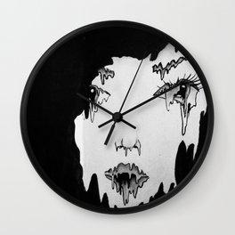 Melt. Wall Clock