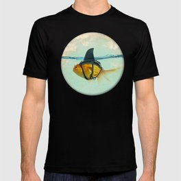 Brilliant Disguise Goldfish T-shirt