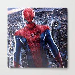 amazing spider  man Metal Print