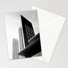 City Buildings Stationery Cards