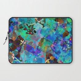 Hawaiian Jungle Batik Laptop Sleeve