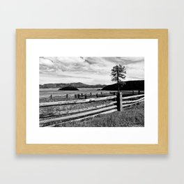 Whispering Winds Framed Art Print