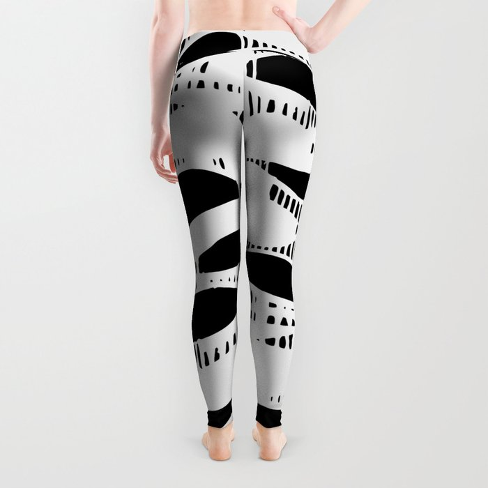 waves 06 Leggings