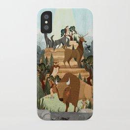 Preservation iPhone Case