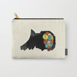 Sherlock Phrenology Carry-All Pouch