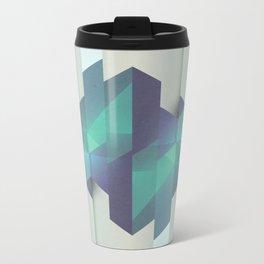 Gem Abstract Travel Mug