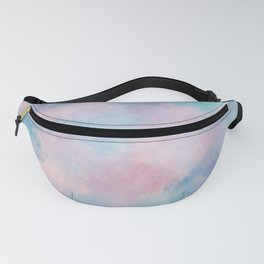 Puffy clouds Fanny Pack