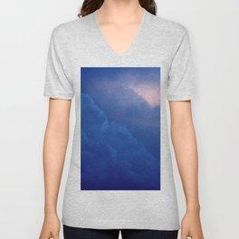 Massive Storm Clouds Unisex V-Neck