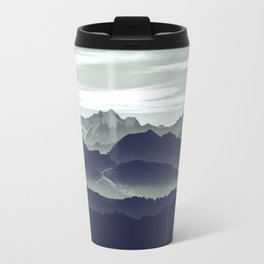 Mountains are calling for us Travel Mug