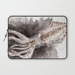 Squid ink and tentacles Laptop Sleeve