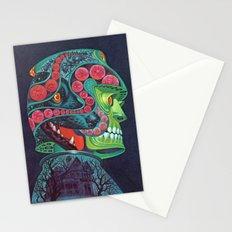City Acid Stationery Cards