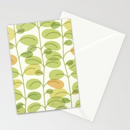 Green Soul Stationery Cards