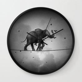 Elephant Dream Wall Clock