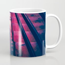 Oblong  Stairwell Coffee Mug