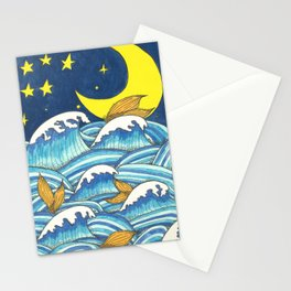 Patagonian Sky Stationery Cards