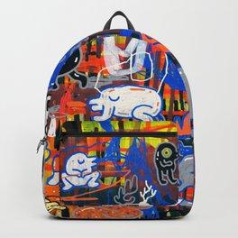 Drunken monsters no. 02 Backpack