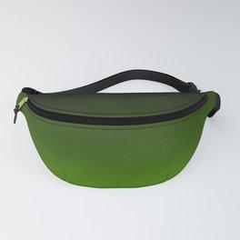 Ombre Lemon Green Fanny Pack